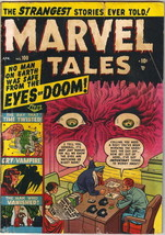Marvel Tales Comic Book 1st Series #100, Marvel/Atlas 1951 VERY GOOD - $143.18
