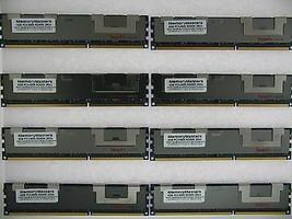 32GB 8X4GB MEM FOR HP PROLIANT DL180 G6 DL320 G6 DL360 G6 DL370 G6