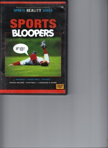 Sports Bloopers: Sports Reality Series [DVD]