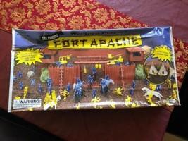 Fort Apache Vintage Toy Western Playset - $53.88