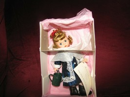 """Madame Alexander 8"""" Renoire Girl with a watering can Doll - $77.59"""