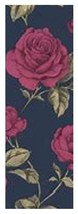 Eco-Friendly Dark Floral Printed Yoga Mat - $97.00
