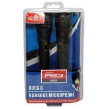 PlayStation 3 Compatible Karaoke Microphones [video game] - $129.57