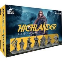 Highlander Board Game Multiplayer Strategy ALC Studio ACSRHLH001 - $44.95