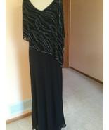 Women's Dress,L,Black,Long,Lafayette148,NWOT - $148.50