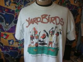 Vintage 90's Baltimore Orioles MLB Yardbirds T Shirt XL  - $36.62