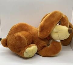 "Sunburst Pets 1983 Vintage Plush Brown Dog Commonwealth Vtg Stuffed Animal 13"" image 2"