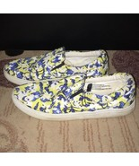 Peter Pilotto for TARGET Canvas Printed Sneaker sz 9 - $17.80