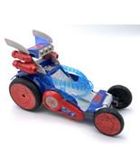 2012 Spider-Man car and hovercraft vehicle  hasbro Spiderman car - $14.85