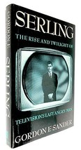 Serling: The Rise and Twilight of Television's Last Angry Man (1st Edition) Sand image 2