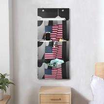Toilet Hanging Organizer 911 Patriot Day September 11 Bathroom Hanging W... - $29.99