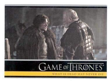 Primary image for Game of Thrones trading card #07 2013 What is Dead May Never Die