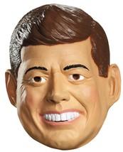John F Kennedy Mask President Political Adult Teen Halloween Costume DG8... - $39.99