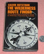 1967 Calvin Rutstrum Primo Stampa Il Wilderness Route Finder W Polvere G... - £19.70 GBP