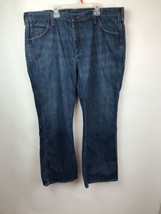 Polo Ralph Lauren Dungarees Straight Denim Men's Blue Jeans 40 x 30 - $29.65