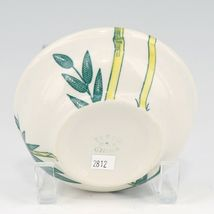 Tepco China Bamboo 4 Piece Breakfast Set Cup & Saucer, Oatmeal Bowl, Plate 2812 image 6