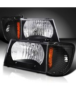 FOUR WINDS HURRICANE 1998 1999 BLACK HEADLIGHTS HEAD LIGHTS SIGNAL CORNE... - $193.05