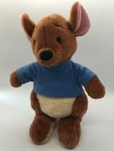 """Disney Store Exclusive Plush 12"""" Pooh Friend Roo The Kangaroo Sewn Eyes ... - $25.23"""
