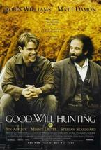 Good Will Hunting Movie Poster 24x36 - $25.00