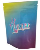 Zip - New Custom OZ Runtz Bag - Ounce - MADE to ORDER!