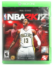 Microsoft Game Nba2k17 - $14.99