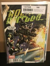Rocket Raccoon #1 (2014) J Scott Campbell Midtown Exclusive Variant NM G... - $13.99