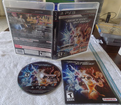 Tekken Hybrid CIB great shape NTSC North America PS3 Playstation 3 - $29.95