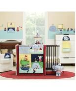 Kidsline Sail Away Nautical Anchor Baby Boy Crib Bedding  6 Pc Nursery S... - $121.51