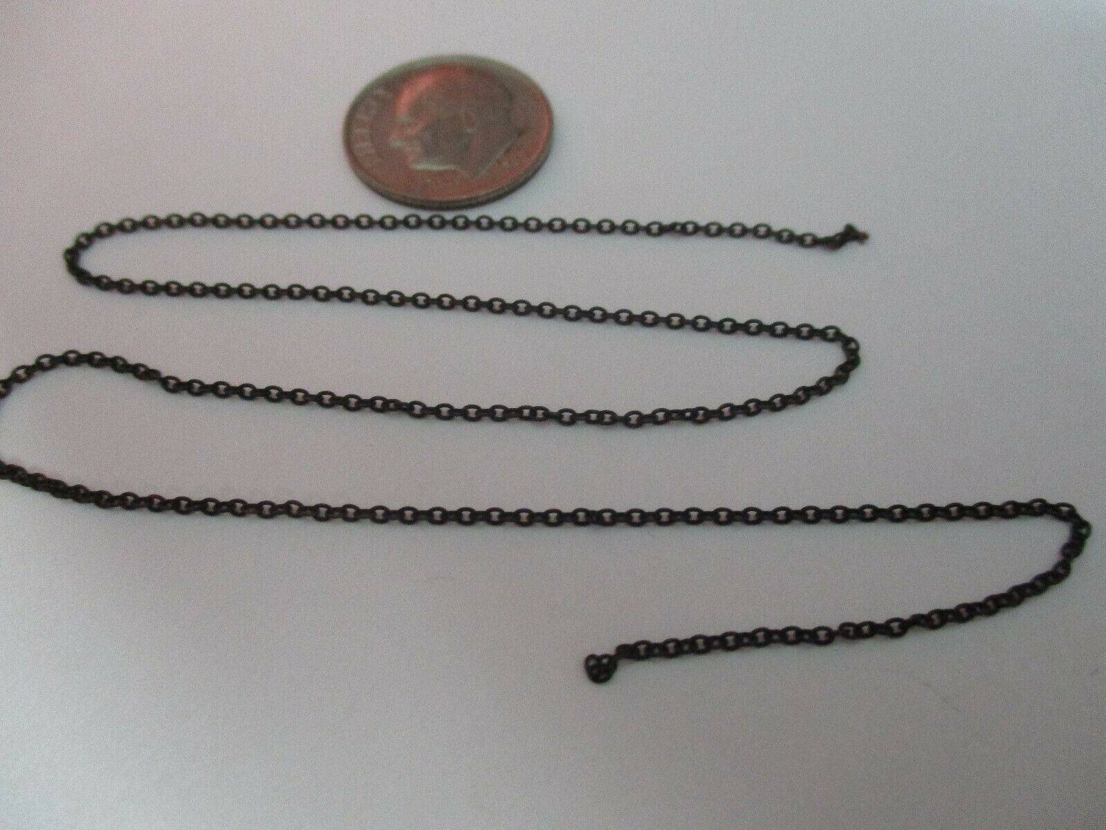 "A-Line #29220 Black Chain 12"" - 27 Links per inch"