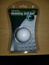 Golf Wobbling Ball The Ball Will Not Roll Straight a Lot of Fun, Many La... - $4.90