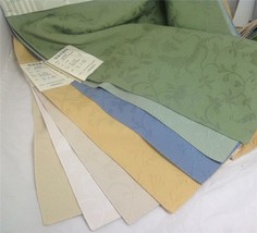 """Waverly 7pc Upholstery Fabric Sample Book 26-1/2"""" by 26-1/4"""", Language..... - $24.75"""