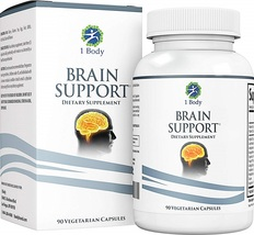 Support Healthy Brain Function with Nootropics, Improve Memory & Boost F... - $86.73