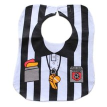 Waterproof Referee Neat Solutions Infant Burp Cloths Toddle Newborn Bib Set of 2