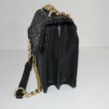 Betsey Johnson Sequin Jeweled Heart Flap Shoulder Bag image 4
