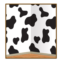 Cow Print Backdrop - $16.99
