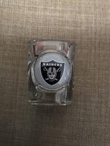 NFL Square Shot Glass Raiders - $14.95