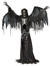 Animated Life Size Dark Souls Reaper Halloween Prop SEE VIDEO - €215,23 EUR