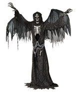 Animated Life Size Dark Souls Reaper Halloween Prop SEE VIDEO - $243.09