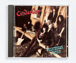 Cinderella - Heartbreak Station - $4.15