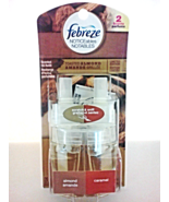 Febreze Noticeables Oil Refill Limited Edition Toasted Almond Almond & C... - $6.00
