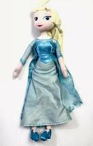 """Disney Store - Frozen Plush PRINCESS ELSA DOLL 18"""" - $19.79"""