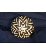 Darien Museum perfection Wounaan Indian Hösig Di Geometric Artist Basket... - $304.00