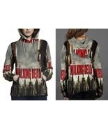 The Walking Dead Season 8 HOODIE FULLPRINT WOMEN - $44.99+