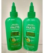 2 Garnier Fructis Grow Strong Strength Activator Root to Tip Serum 4 oz.... - $17.47