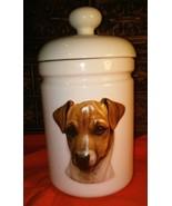 Jack Russell Dog JAR Cremains Barbara Augello by XPRES Best Friend Origi... - $17.82