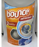 Bounce 2 Month Dryer Bar & Holder Fresh Linen Scent - Brand New Factory ... - $59.99