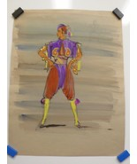 FREDDY WITTOP Man Hands on Hip DESIGN - $326.69