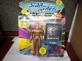 Vintage Star Trek The Vorgon Next Generation Action Figure Playmates 1993 - $10.39