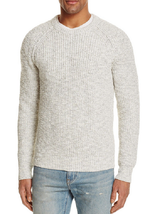 The Men's Store at Bloomingdale's Marled Cotton Shaker Stitch Sweater,  ... - $44.54