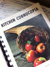 "Vintage Cookbook-""Kitchen Cornucopia-USA - $5.29"